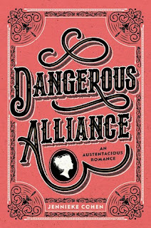Dangerous Alliance by Jennieke Cohen