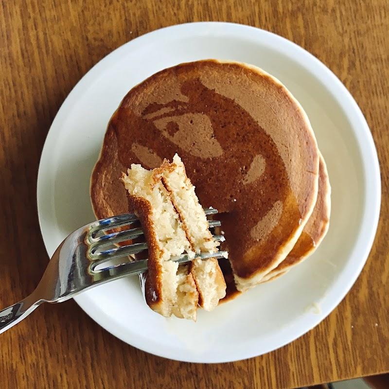Pancakes citron et ricotta
