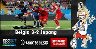 belgia 3-2 jepang piala dunia 3 juli 2018