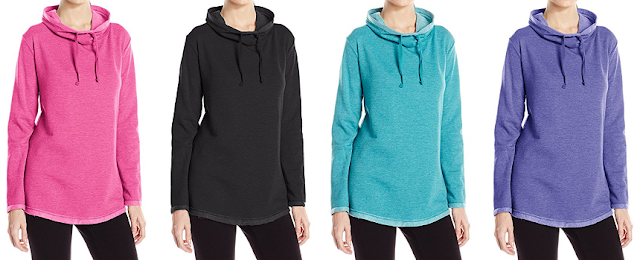 Hanes Lightweight Pullover Fleece for only $10