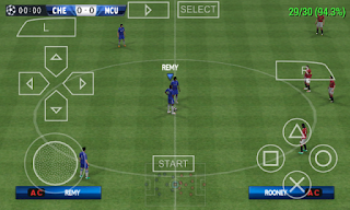 Free Download Pro Evolution Soccer 2011 Games PSP For PC Full Version ZGASPC