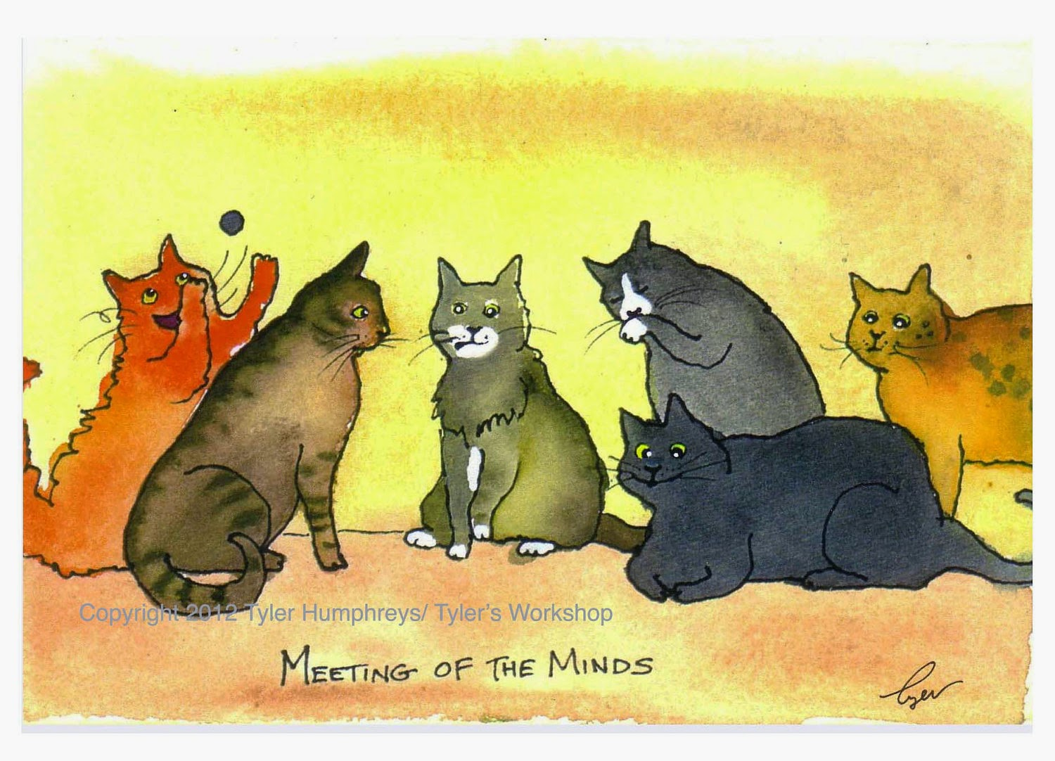 Cat And Dog Cartoon Quotes