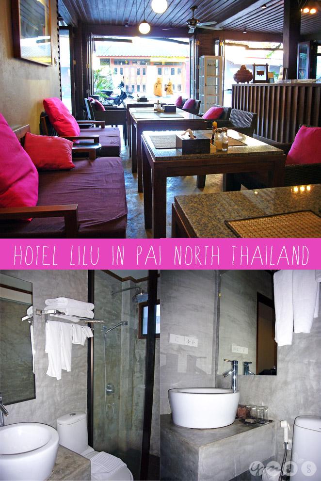 Ynas, Hotel Lilu, Pai, Beton Interieur
