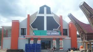 Gedung Pusat PPGT Toraja