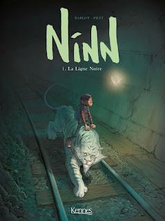 Ninn - tome 1 - La ligne noire aux éditions Kennes