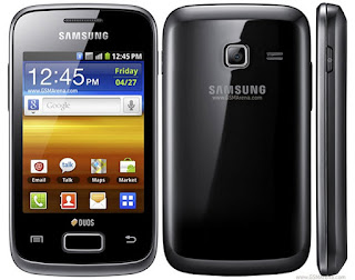 Firmware Stock ROM Samsung Galaxy Young S5360