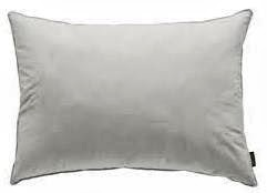 Foto de una Almohada rectangular color blanco