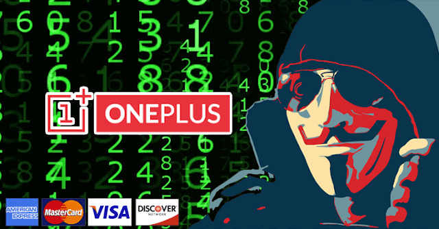 OnePlus Credit Card Breach