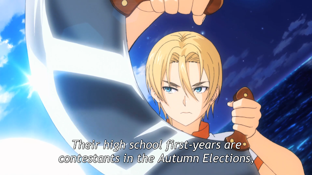 Shokugeki Autumn Elections