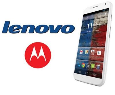 Gabungan Lenovo dan Motorola