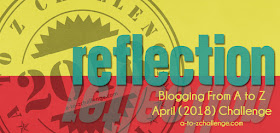 2018 A to Z Challenge Reflections