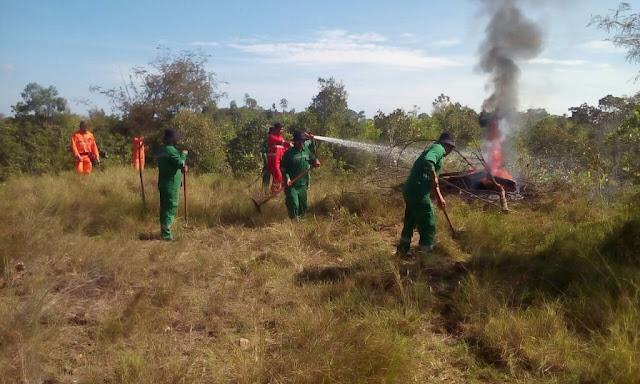 KLHK gelar Pelatihan Pengendalian Karhutla di KPH Aceh