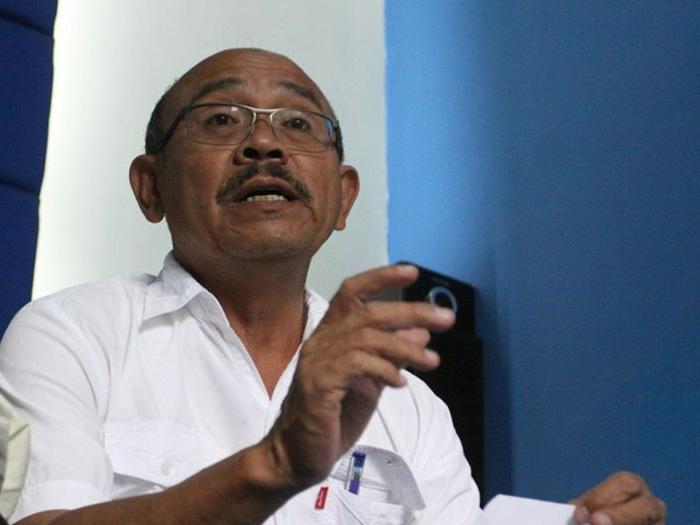 Dedi Sopian  Sekretaris  Dispora Kota Bandung