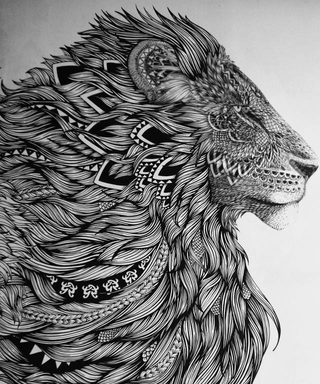 Zentangle El Arte Del Garabato Tres Tristes Tigres