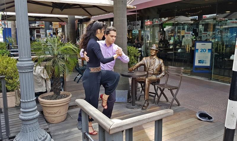 Tango em Montevidéu