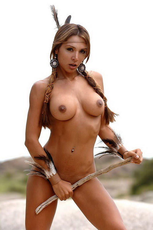 American indian naked girls 4