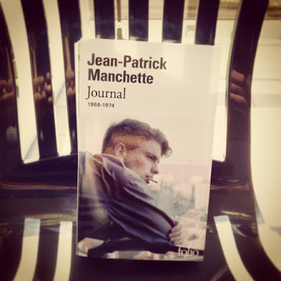 Journal 1966-1974 - Jean-Patrick Manchette - Folio Gallimard - 936 pages. 2015