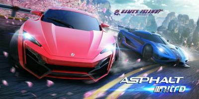 Asphalt Nitro Apk Free Download