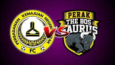 Live Streaming PKNP FC vs Perak Piala FA Malaysia 30.4.2019