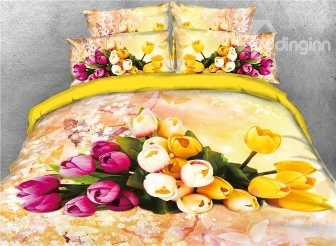 Beddinginn-Rose Bedding Sets