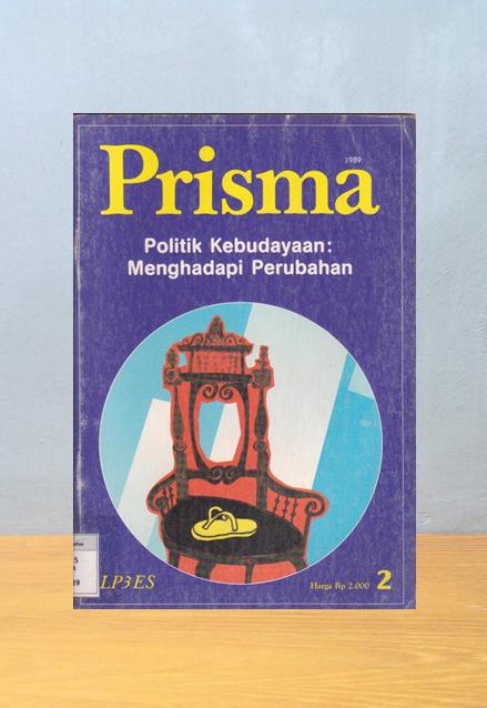 Majalah Prisma: Politik Kebudayaan: Menghadapi Perubahan