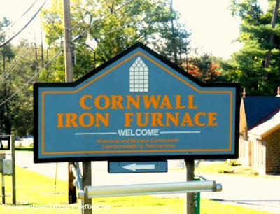 Historic Cornwall Iron Furnace Museum