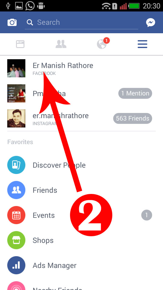 how to use full picture on facebook profile