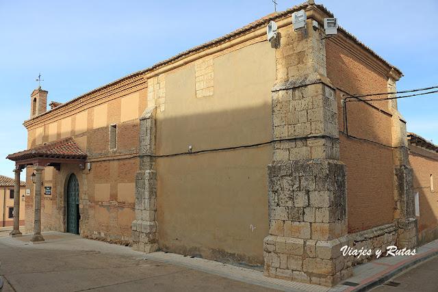 Ermita del Cristo de la Vera Cruz, Paredes de Nava