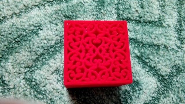 obrączki pudełko