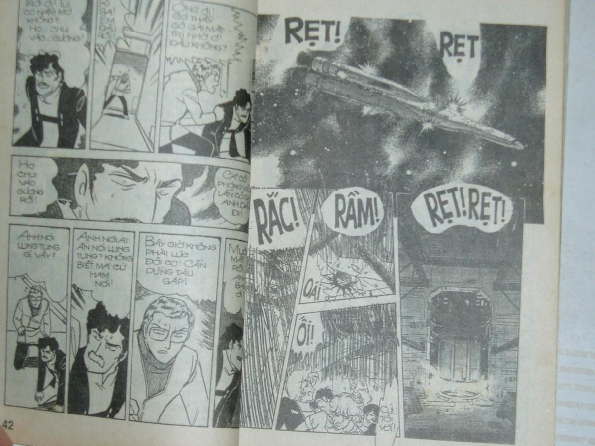 Siêu nhân Locke vol 10 trang 10
