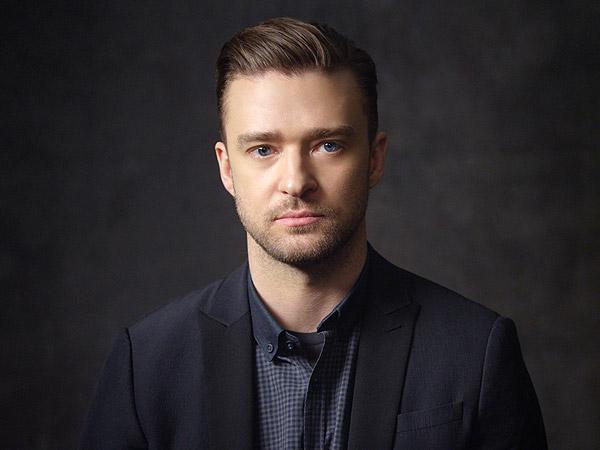 O cantor pop Justin Timberlake lança novo single (Foto: Divulgação)