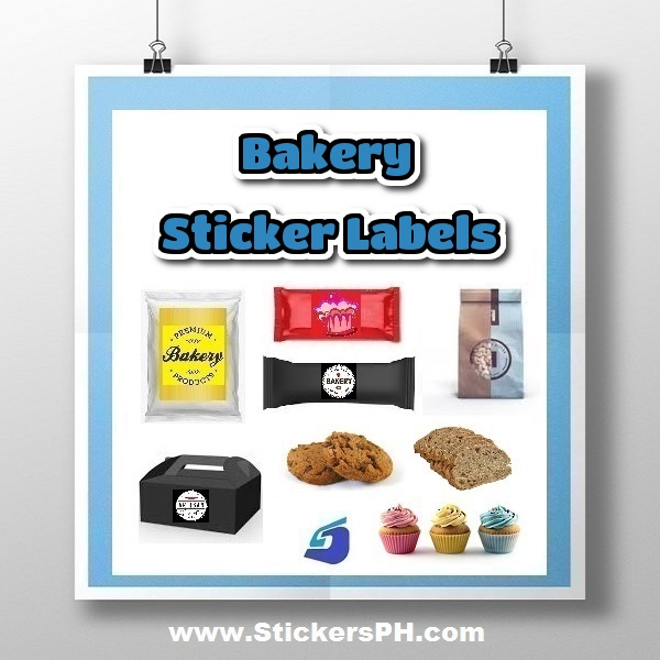 Bakery Sticker Labels Philippines