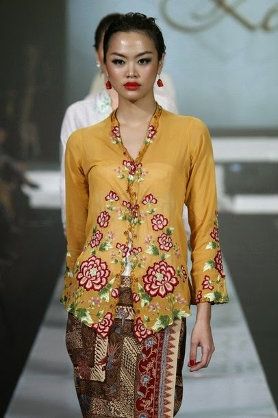 Kebaya Modern Encim International Kebaya Batik Modern