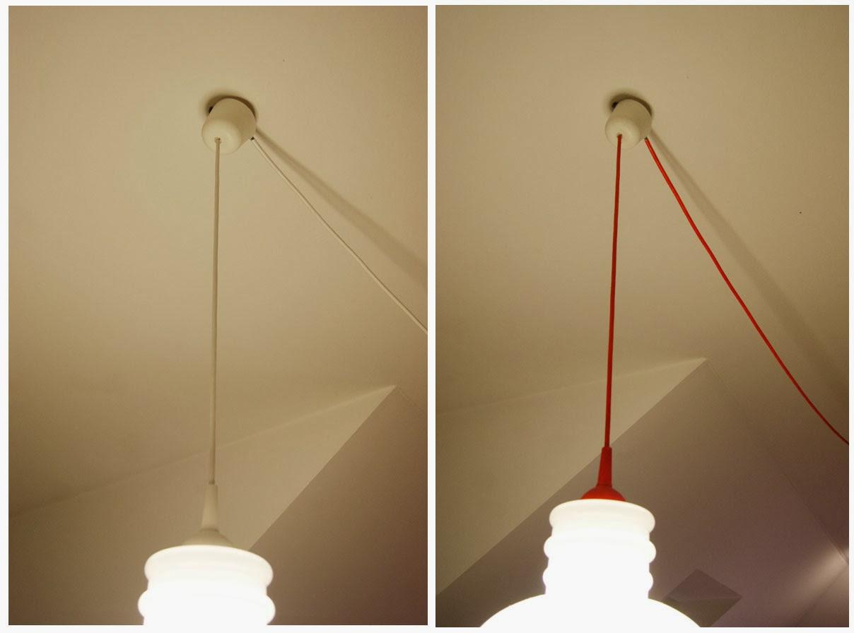 fool fashion plastikfrei leben diy designlampe f r lau. Black Bedroom Furniture Sets. Home Design Ideas