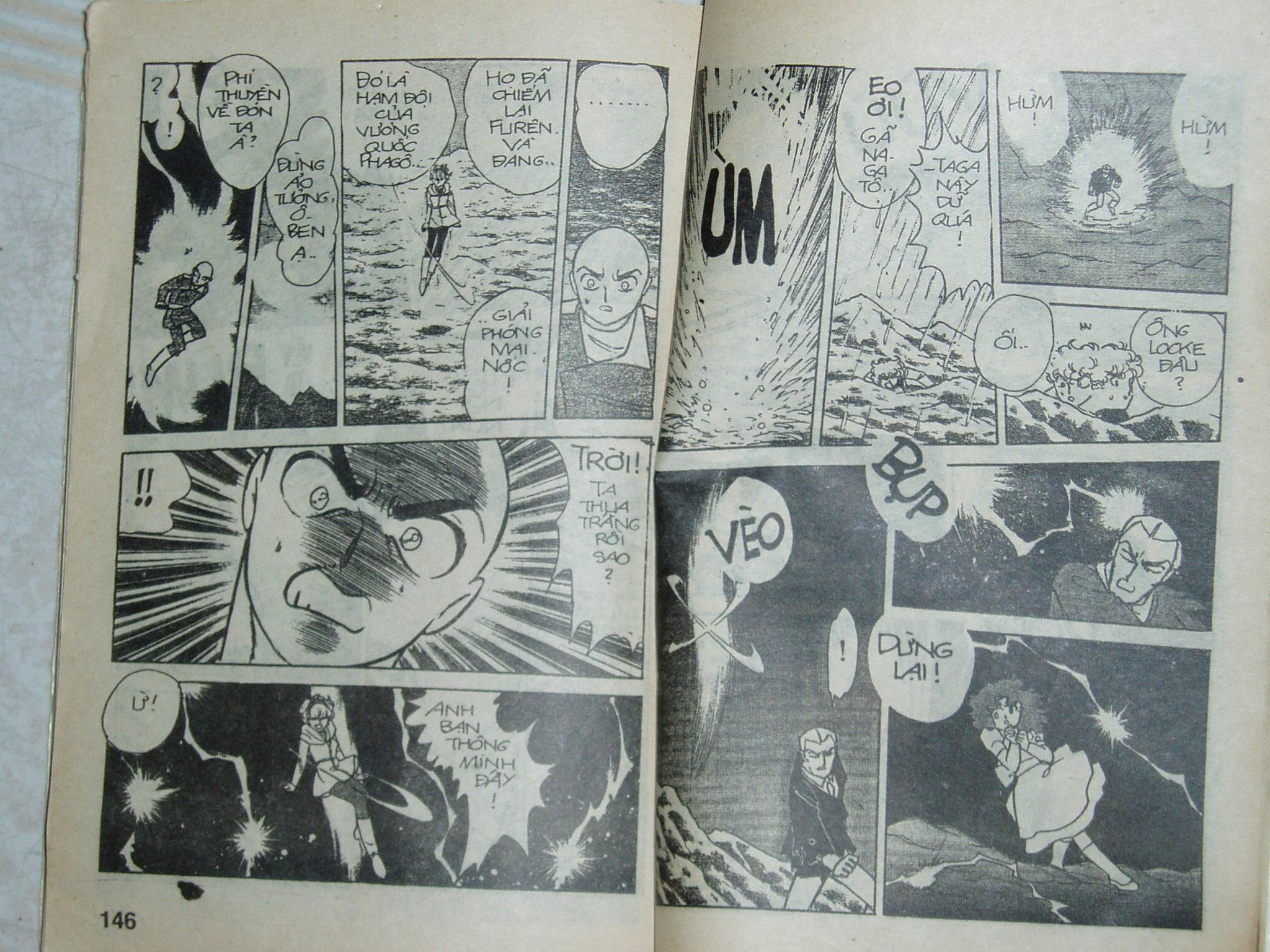 Siêu nhân Locke vol 13 trang 69
