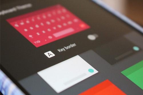 لوحة مفاتيح  أندرويد نوجا Nougat الجديد متاحة لجميع هواتف الأندرويد