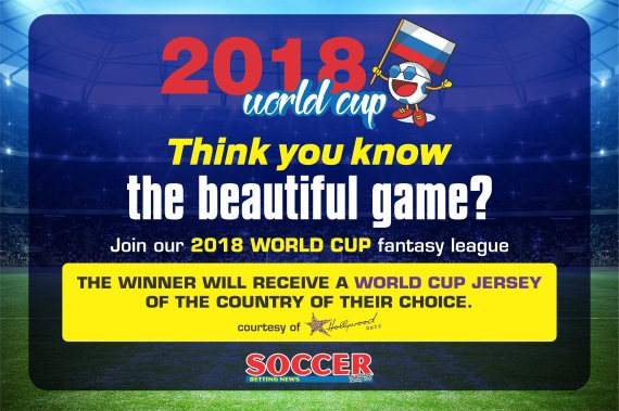 SBN's 2018 World Cup Fantasy League