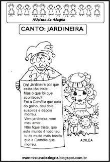 Canto jardineira carnaval