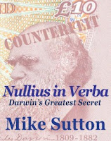 Nullius in Verba: THe book that re wrote the history of the discovery of natural slection