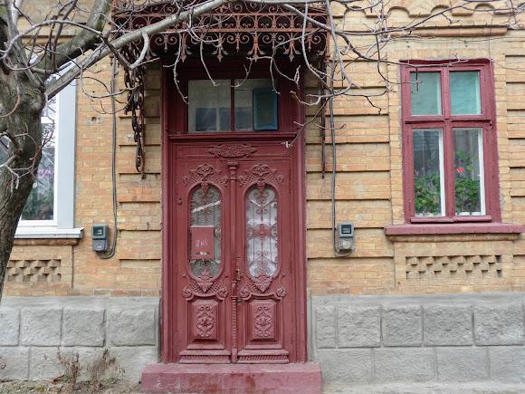 Білгород-Дністровський. Житловий будинок по вул. Пушкіна