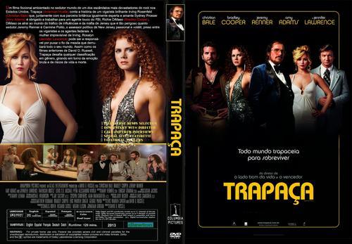 Trapaça Torrent - BluRay Rip 720p e 1080p Dual Áudio (2013)