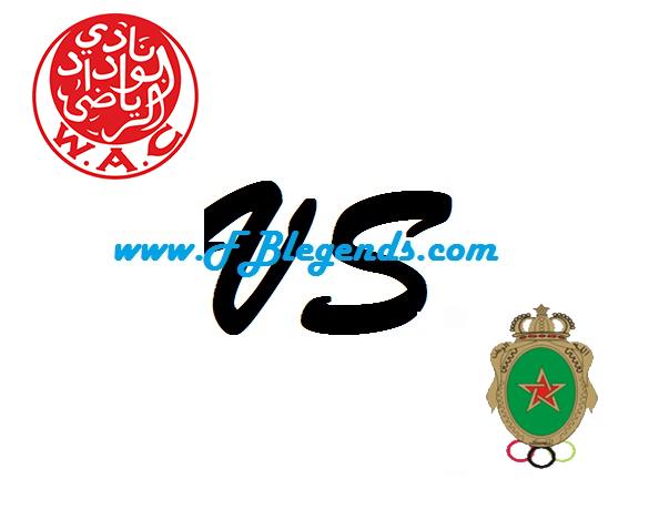 مشاهدة مباراة الوداد والجيش الملكي بث مباشر الدوري المغربي بتاريخ 15-11-2017 يلا شوت far rabat vs wydad athletic club