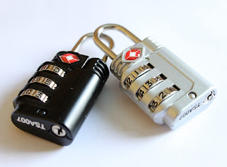 Zabezpečte své zavazadlo bezpečnostními zámky TSA