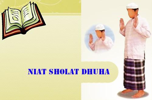 Bacaan Niat Sholat Dhuha 2 Rakaat Arab Latin Dan Artinya
