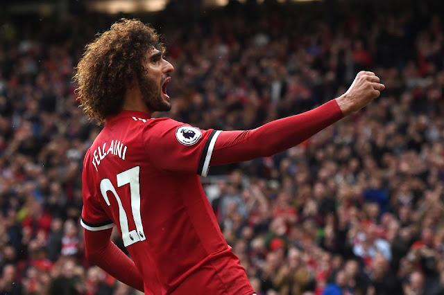 Fellaini Sangat Senang Dengan Performa Manchester United