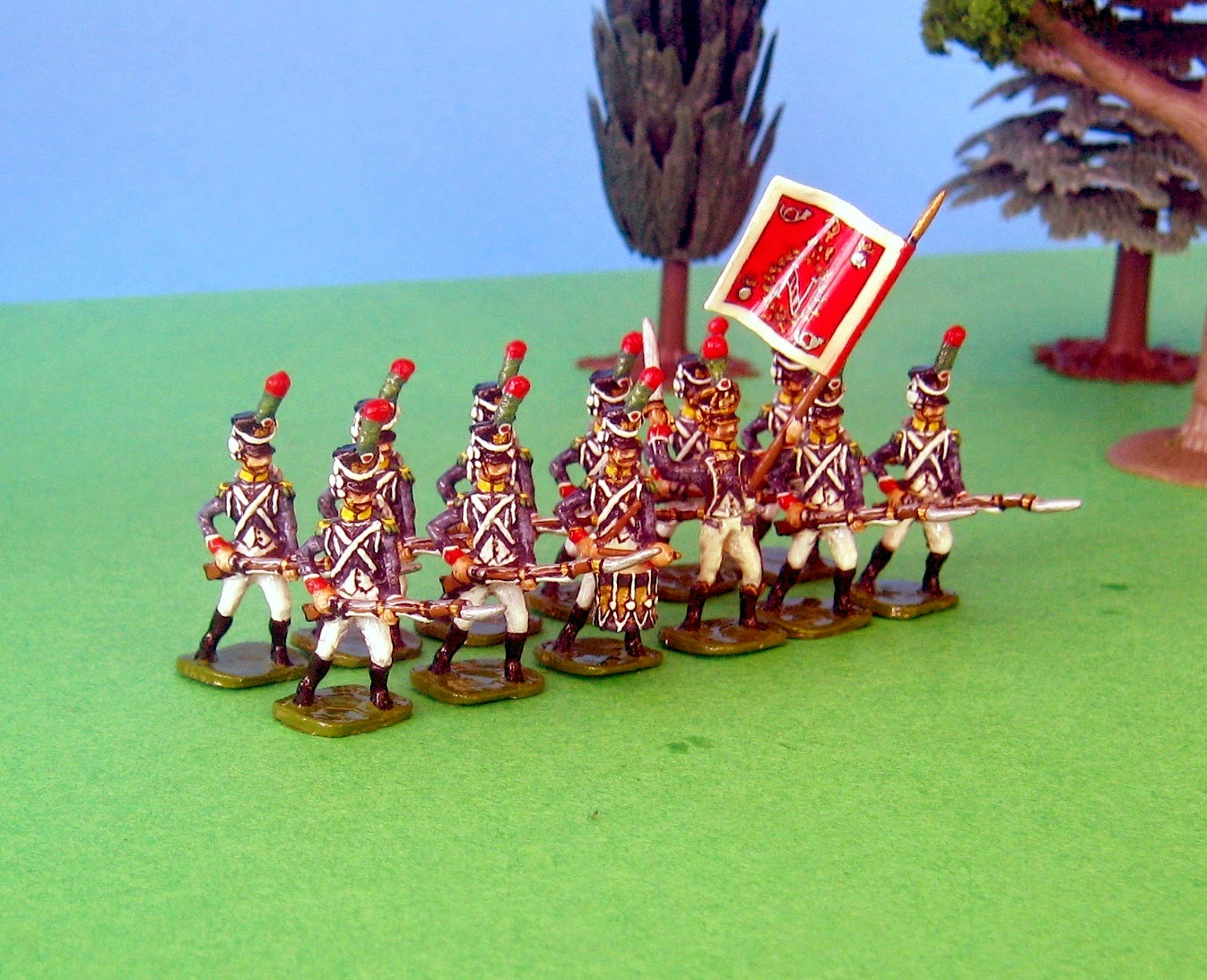 Hinton Hunt French Young Guard Voltigeurs