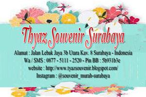 Thyaz Souvenir Surabaya