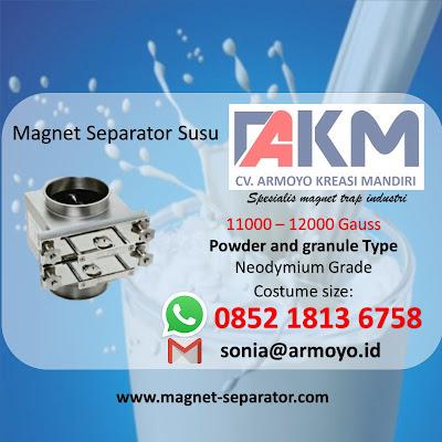 magnet powder susu