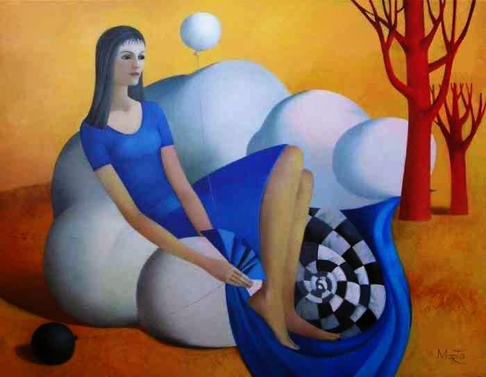 Позитивный экзистенциализм. Marta Shmatava