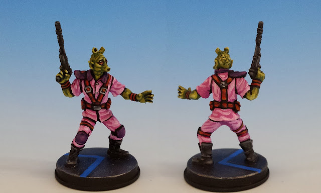 Hired Guns, Imperial Assault FFG (2015, sculpted by B. Maillet)